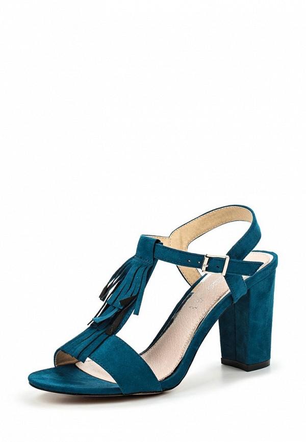 Босоножки на каблуке Lola Blue 36LAM282D