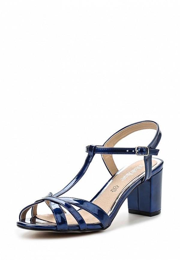 Босоножки на каблуке Lola Blue 36LAM292D