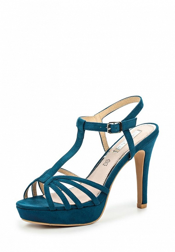 Босоножки на каблуке Lola Blue 36LAM401D