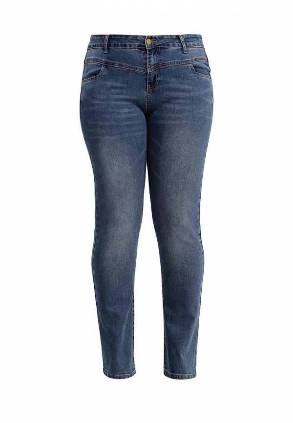 Прямые джинсы Lost Ink Curve FW16JJW2504017601