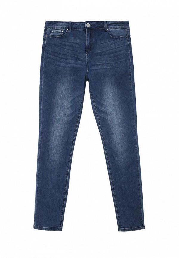 Зауженные джинсы Lost Ink Plus 503115040140025