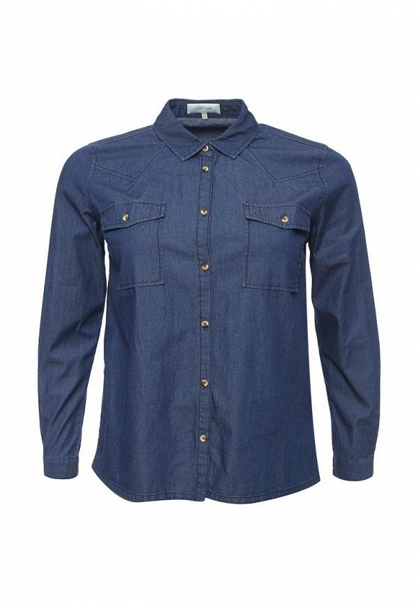 Рубашка джинсовая LOST INK PLUS LOST INK PLUS LO035EWOXZ35