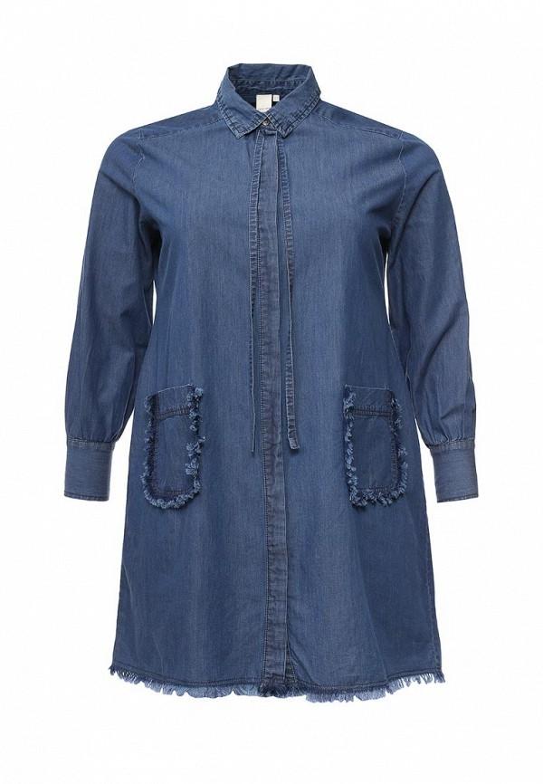 Платье джинсовое LOST INK PLUS LOST INK PLUS LO035EWQID49