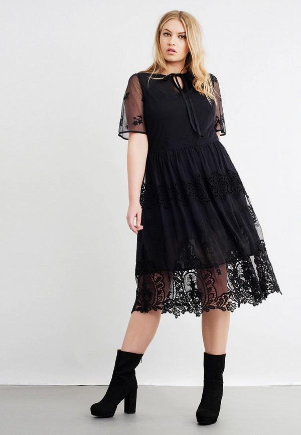 Платье LOST INK PLUS LOST INK PLUS LO035EWWIM46 платье lost ink lost ink lo019ewxzc26