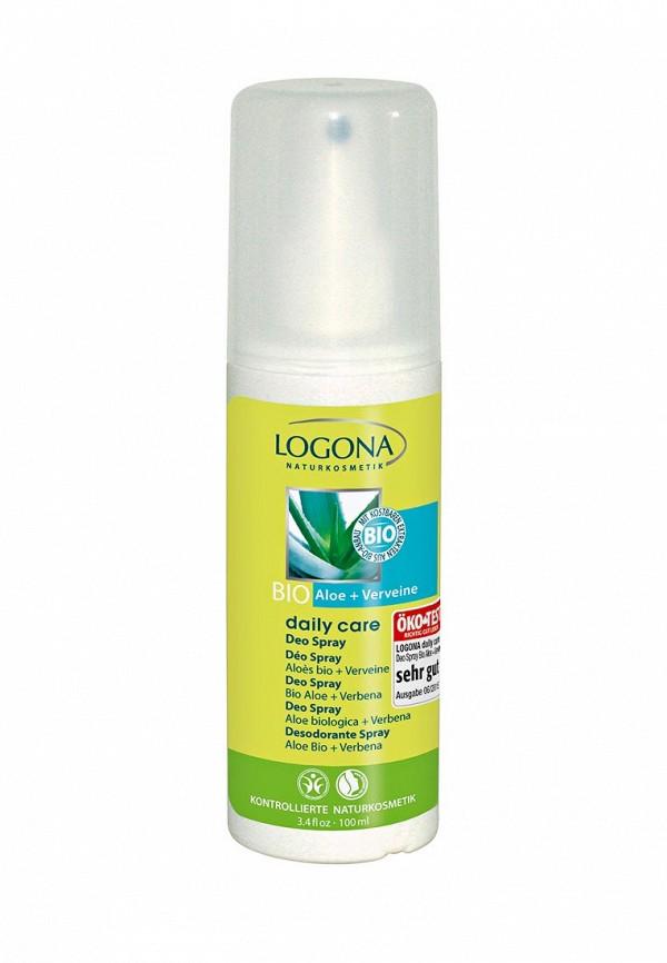 Дезодорант Logona Logona LO042LWBL821 дезодорант спрей man logona