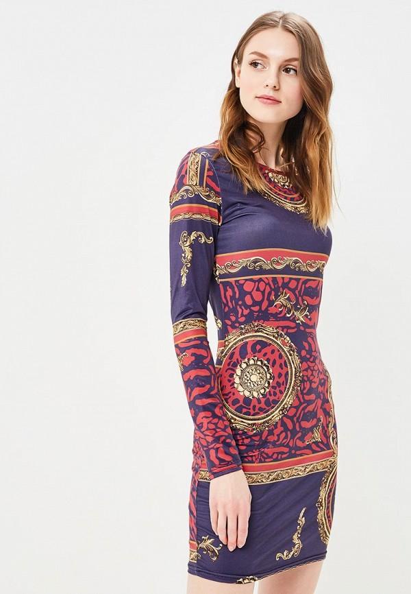 Платье Lozana Paris Lozana Paris LO043EWBAMU3 бомберы eleven paris бомбер