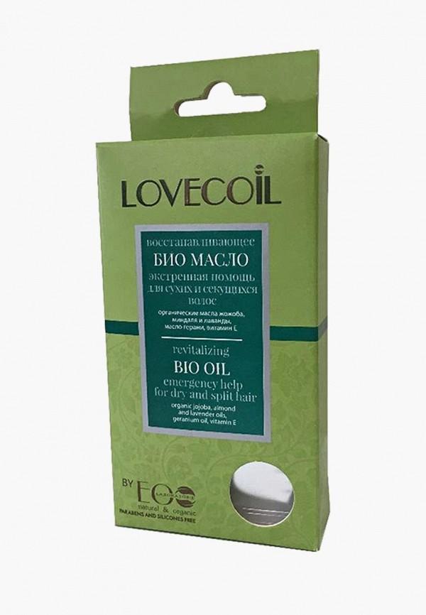 Купить Масло для волос LovECoil, Восстанавливающее Экстренная помощь для сухих и секущихся волос, 3 шт. Х 15 мл, LO044LWAXAP1, прозрачный, Весна-лето 2018