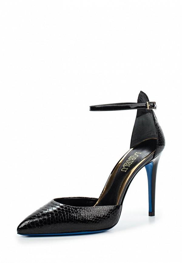 цена  Туфли Loriblu Loriblu LO137AWOZI31  онлайн в 2017 году