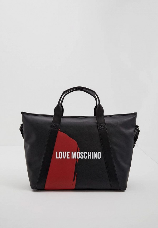 Сумка дорожная Love Moschino Love Moschino LO416BMYPK34 james h the american