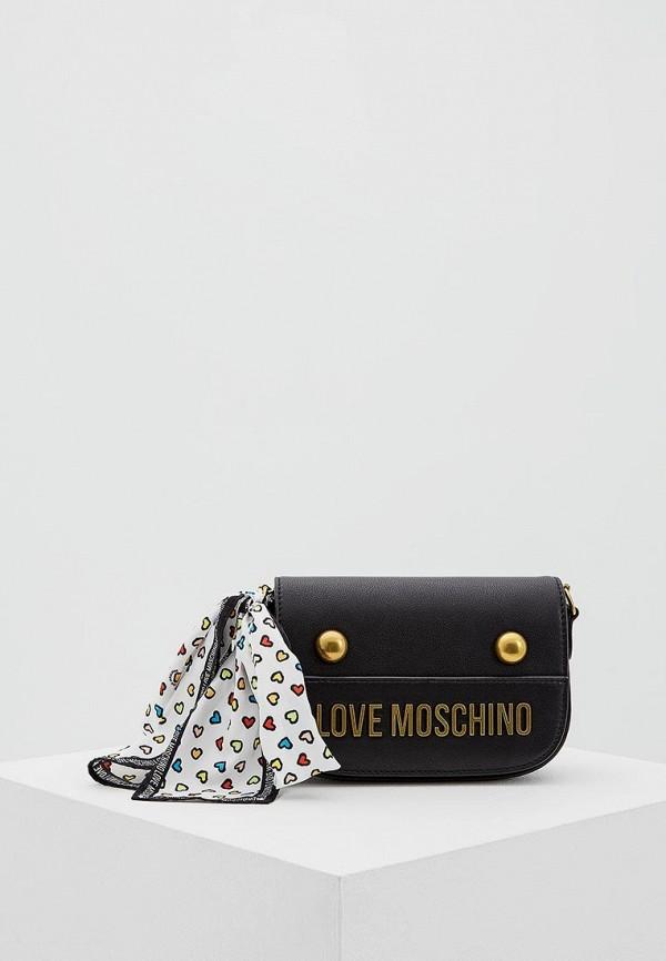 Сумка Love Moschino Love Moschino LO416BWAEVI3 сумка love moschino сумка