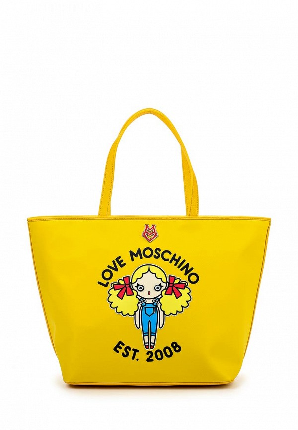 Текстильная сумка Love Moschino JC4259PP01KI0