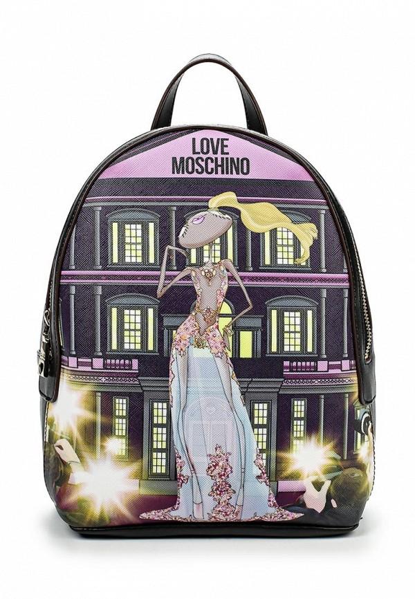 Городской рюкзак Love Moschino JC4108PP12LR0