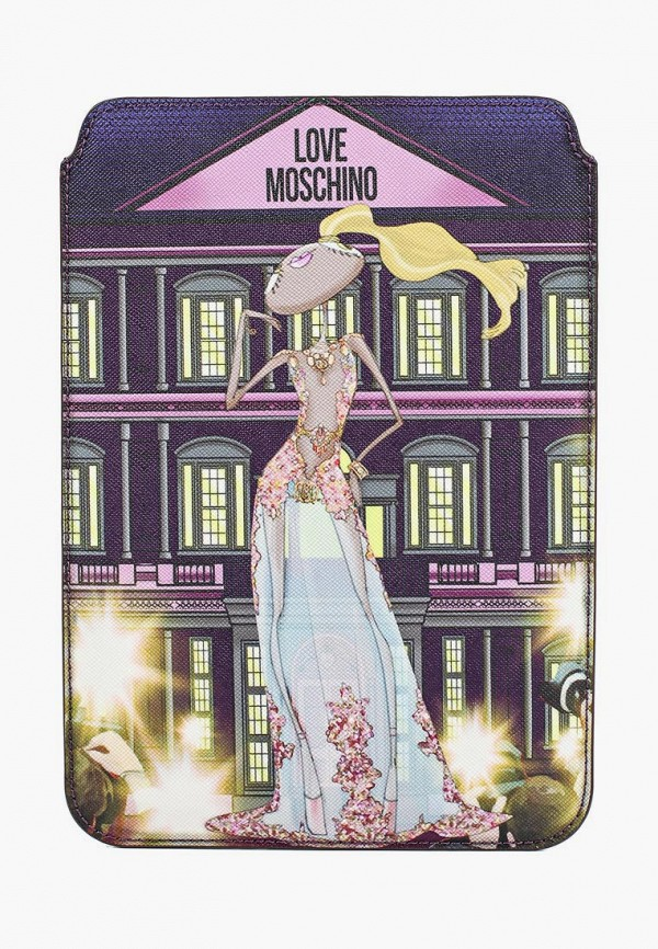 Чехол для iPad Love Moschino Love Moschino LO416BWJDX81 туалетная вода moschino i love love объем 100 мл вес 150 00