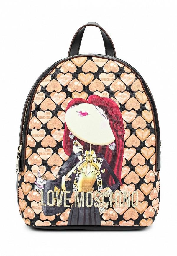 Рюкзак Love Moschino JC4314PP02KR0