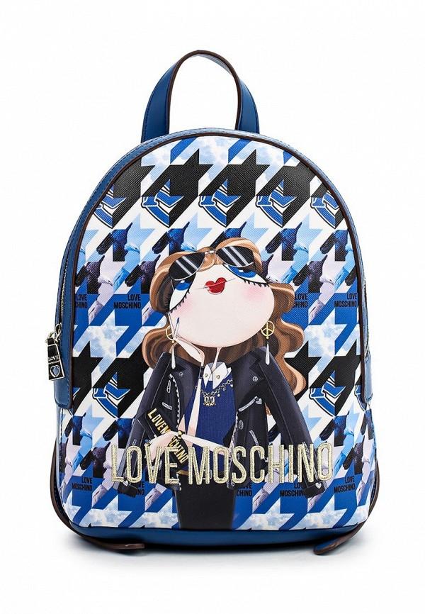 Городской рюкзак Love Moschino JC4314PP02KR0
