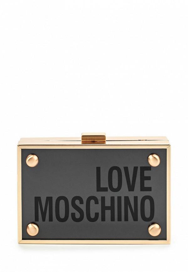 Клатч Love Moschino JC4316PP02KX0