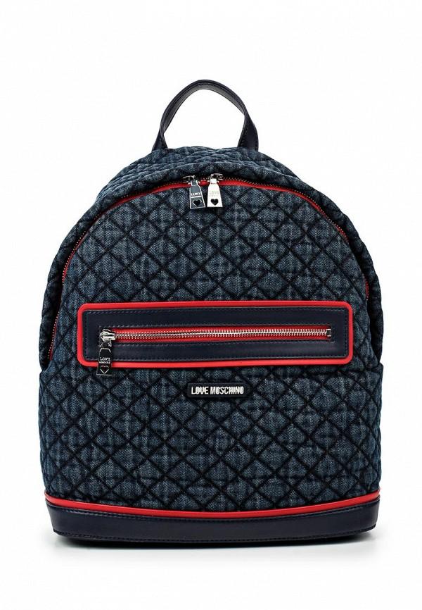 Городской рюкзак Love Moschino JC4222PP03KB1