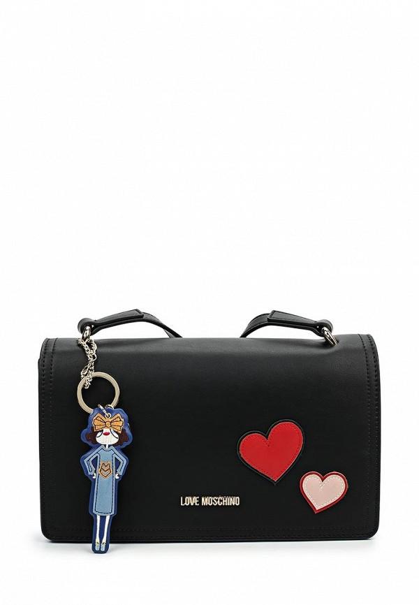 Сумка Love Moschino LO416BWUAH58