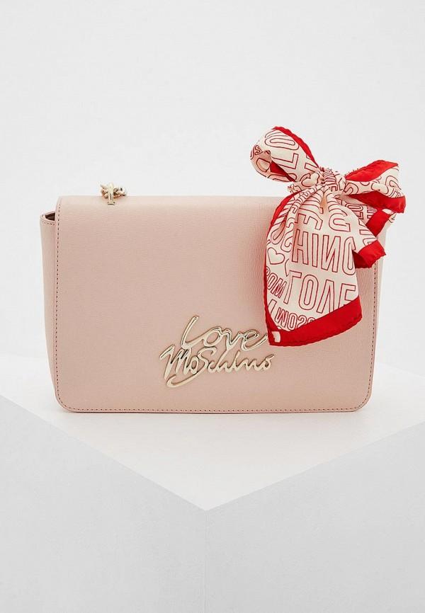 Сумка Love Moschino Love Moschino LO416BWYPJ35 сумка love moschino сумка