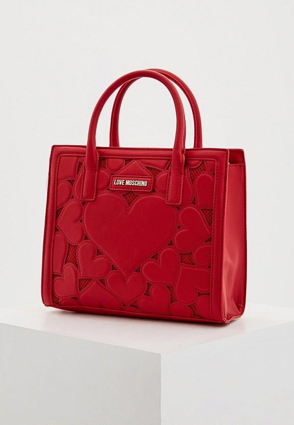 Сумка Love Moschino Love Moschino LO416BWYPJ44 сумка love moschino сумка