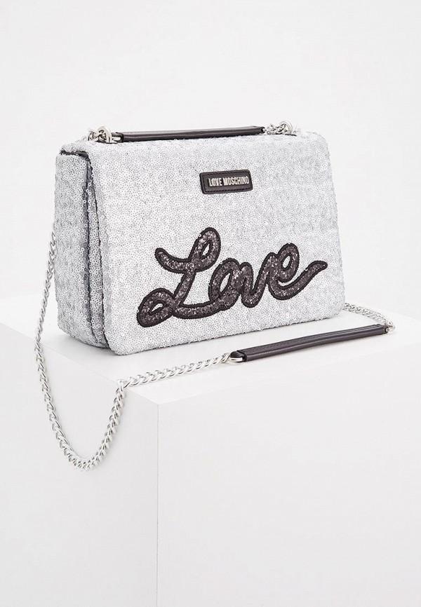 Сумка Love Moschino Love Moschino LO416BWYPJ88 сумка love moschino love moschino lo416bwuah74