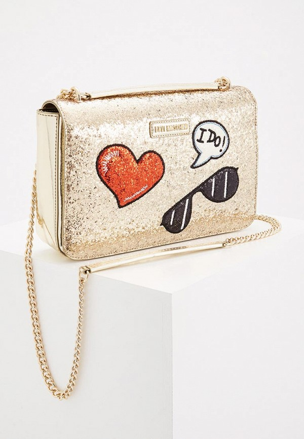 Сумка Love Moschino Love Moschino LO416BWYPK03 сумка love moschino сумка