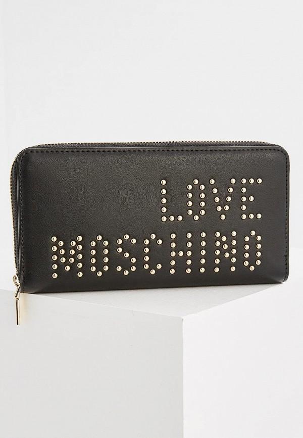 Кошелек Love Moschino Love Moschino LO416BWYPK06