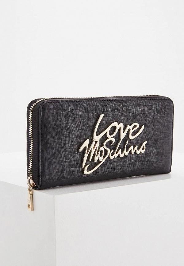 Кошелек Love Moschino Love Moschino LO416BWYPK10