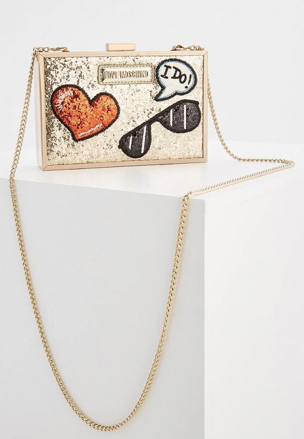 Сумка Love Moschino Love Moschino LO416BWZUA82 сумка love moschino сумка