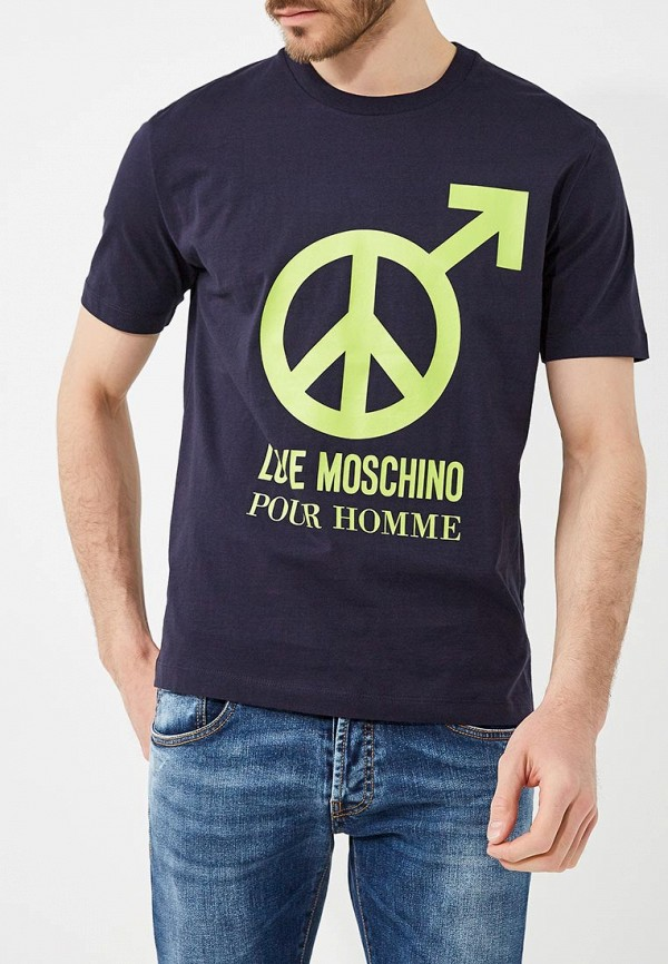 Футболка Love Moschino Love Moschino LO416EMANSF0 велосипед stels challenger disc 2014