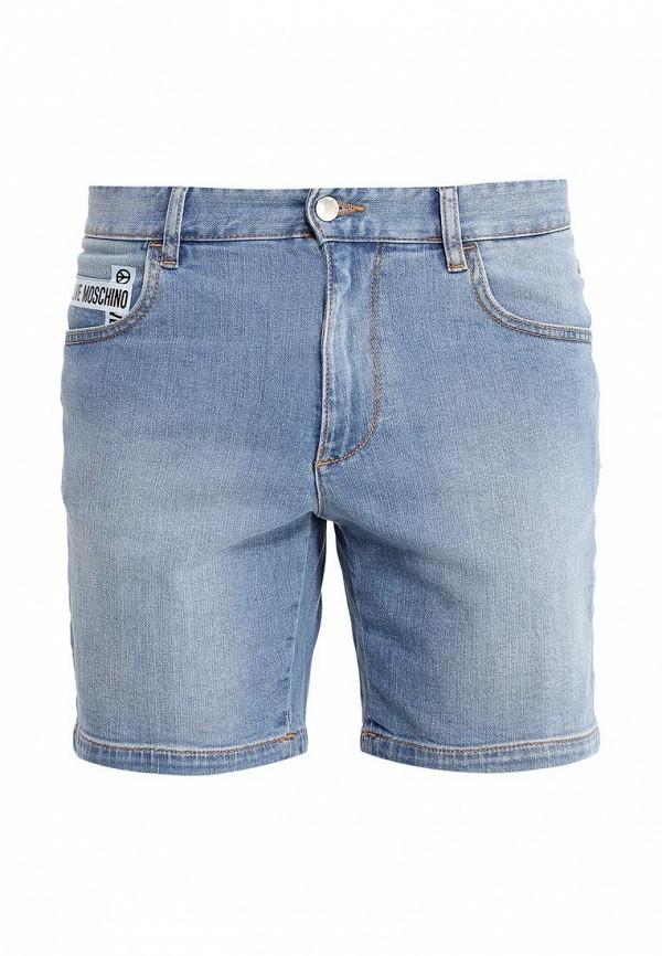 Мужские джинсовые шорты Love Moschino M O 080 02 S 2745