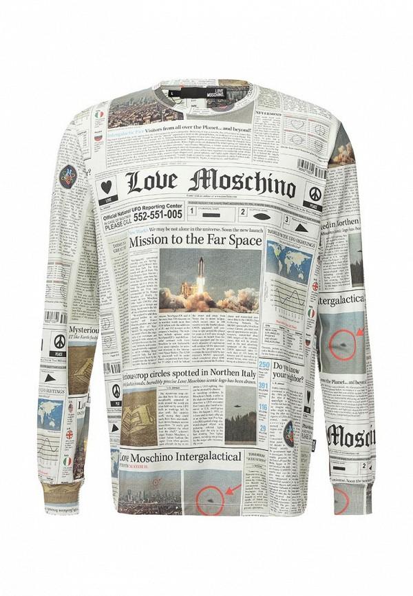 Лонгслив Love Moschino M473400M3683