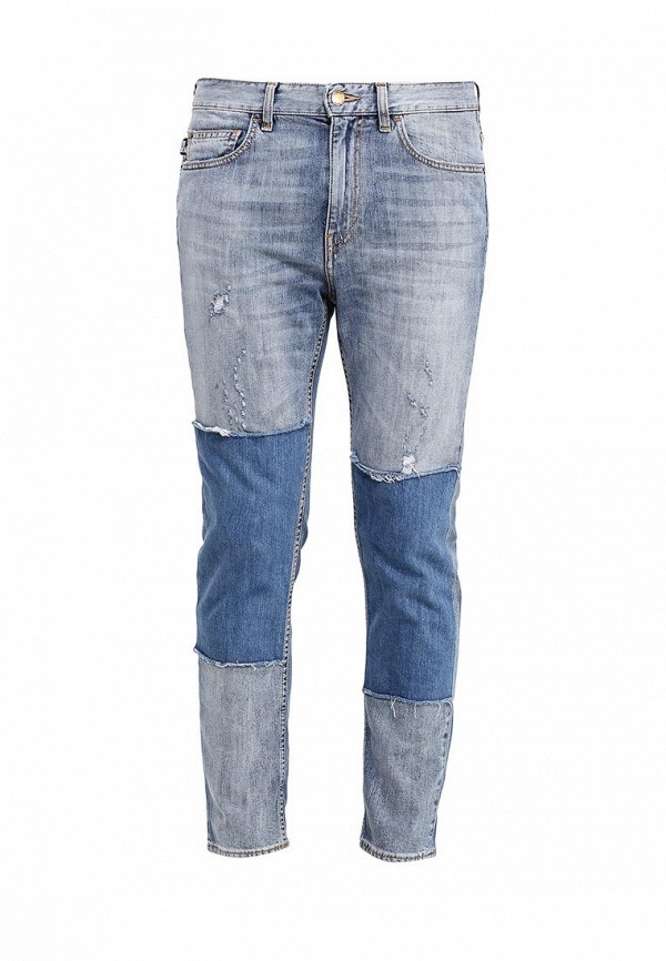 Зауженные джинсы Love Moschino M Q 427 70 S 2759