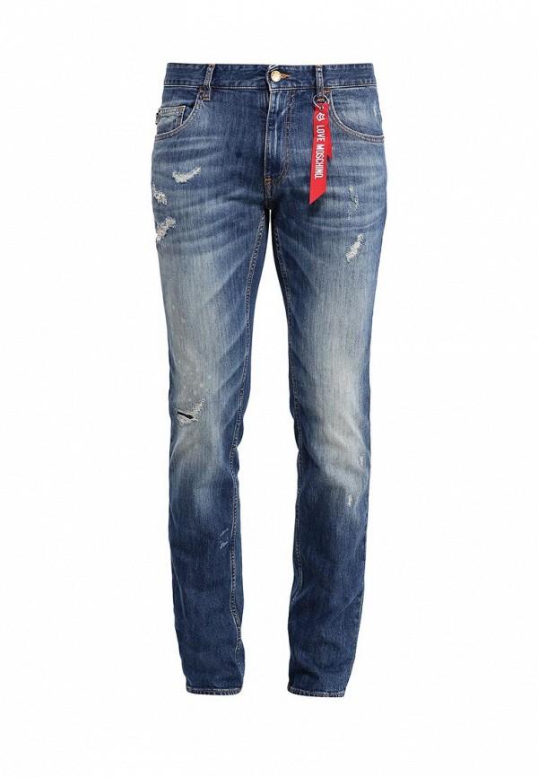 Зауженные джинсы Love Moschino M Q 428 83 S 2759