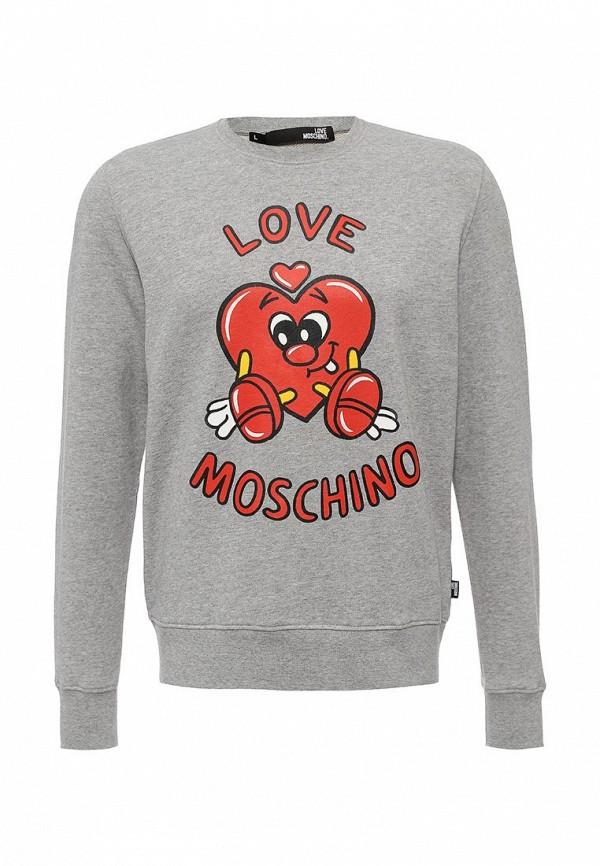Толстовка Love Moschino M 6 482 02 M R581