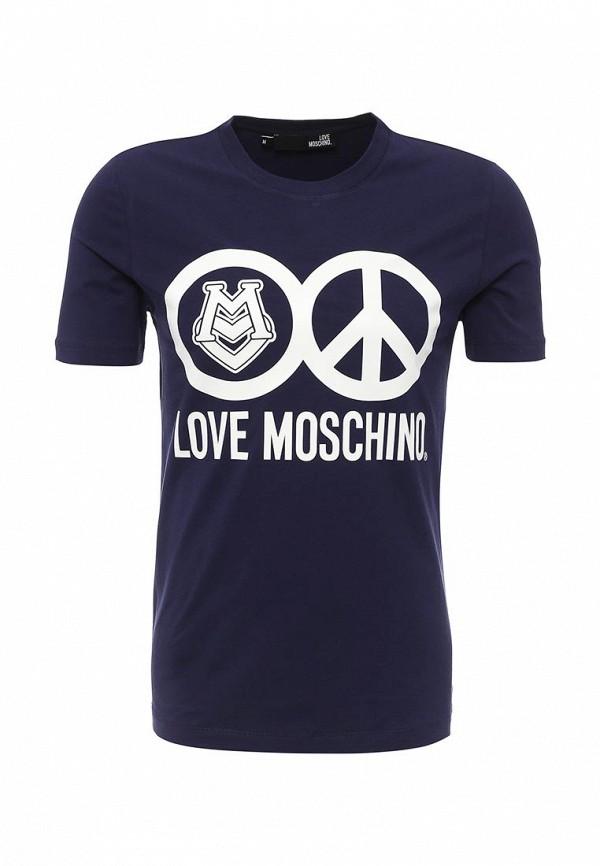 Футболка Love Moschino M 4 731 07 E 1744