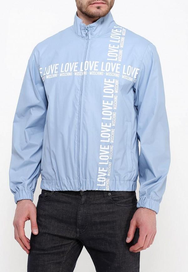 Ветровка Love Moschino Love Moschino LO416EMPUL63 футболка moschino love голубой