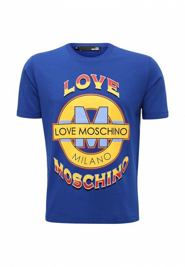 Футболка Love Moschino Love Moschino LO416EMUKW33 moschino mw0413 moschino