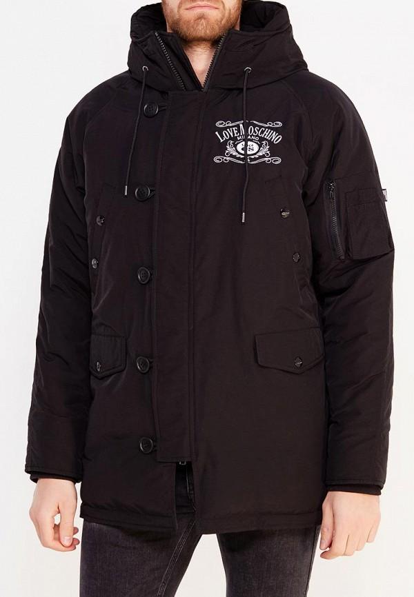 цены на Куртка утепленная Love Moschino Love Moschino LO416EMUUW56 в интернет-магазинах