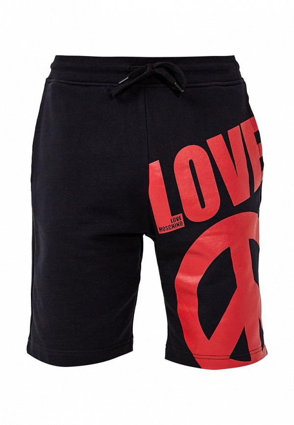 Шорты спортивные Love Moschino Love Moschino LO416EMYPV51 шорты moschino love красный