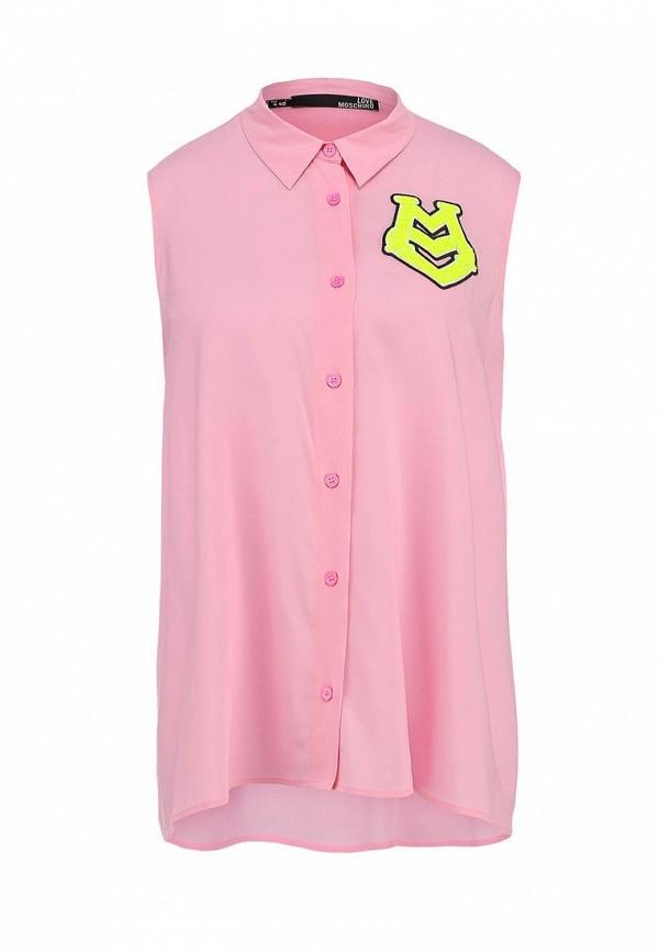 Блуза Love Moschino WCB2980S2655N35