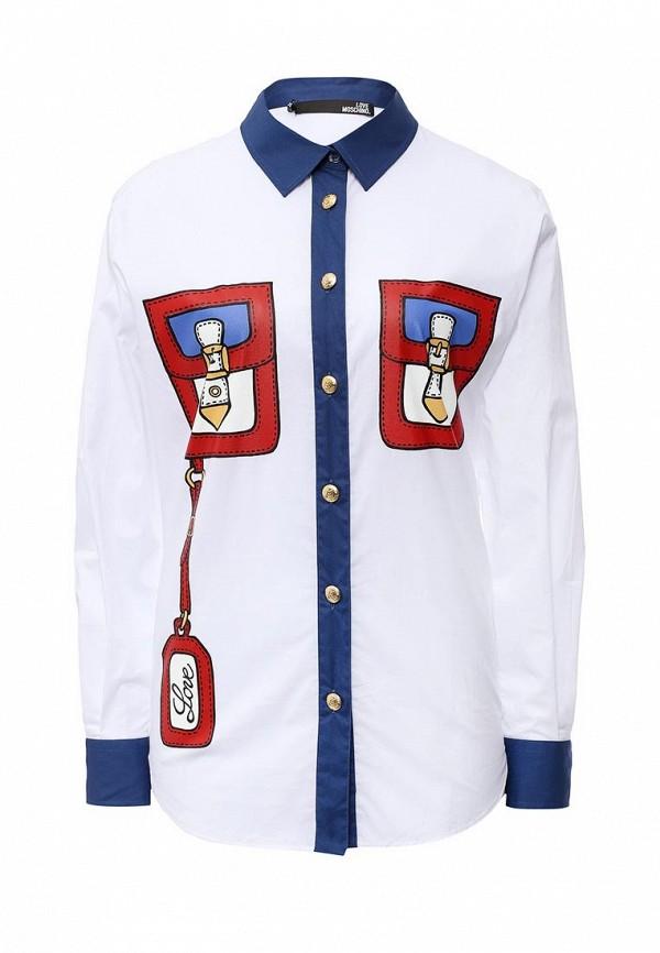 Рубашка Love Moschino W C B58 01 S 2642