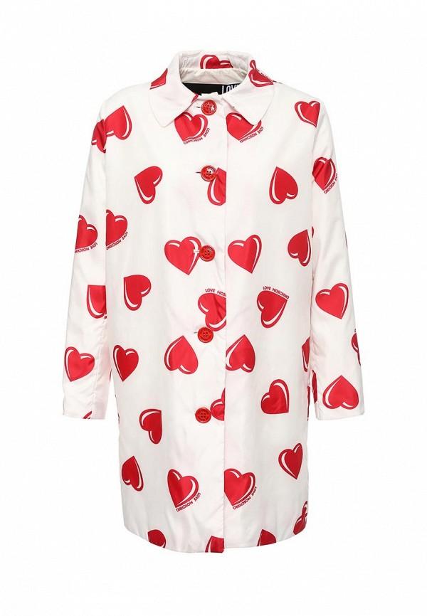 Женские пальто Love Moschino W K 396 00 T 8329
