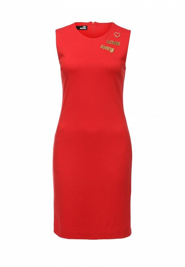 Платье-миди Love Moschino W 5 901 00 E 1700