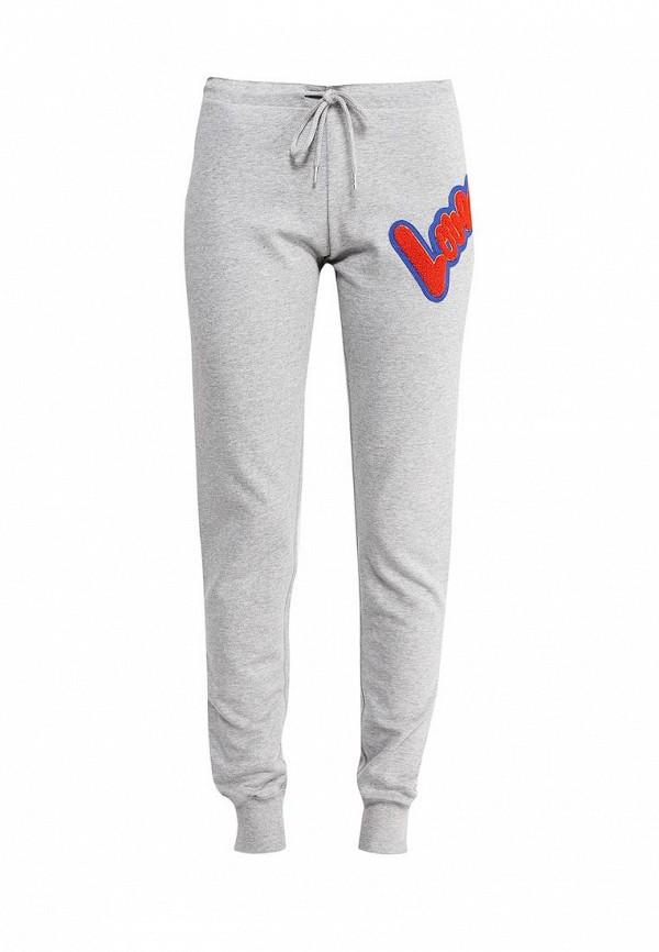 Брюки спортивные Love Moschino Love Moschino LO416EWJEH34 moschino повседневные брюки