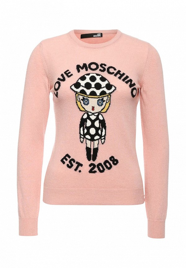 Пуловер Love Moschino W S 29G 00 X 0683