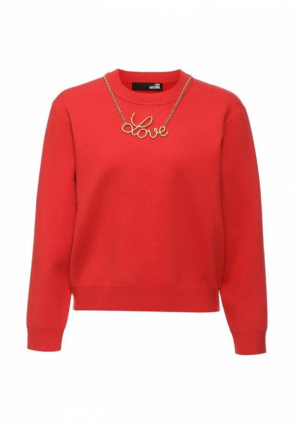 Пуловер Love Moschino W S 21G 00 X A005