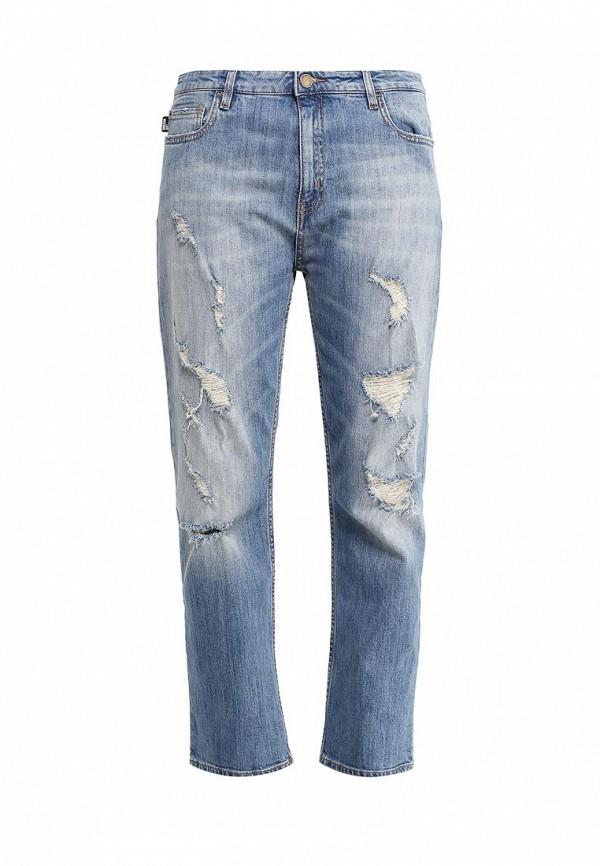 Прямые джинсы Love Moschino W Q 395 02 S 2759