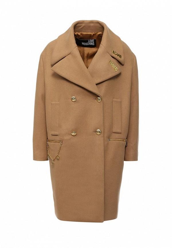 Женские пальто Love Moschino W K 405 80 T 8623