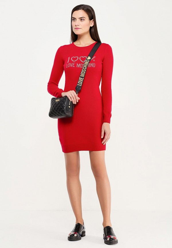 Платье Love Moschino W S 63S 01 X 0608